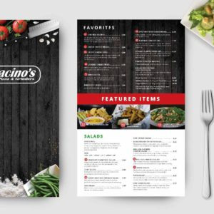 bellacinos food menu page1 page_2