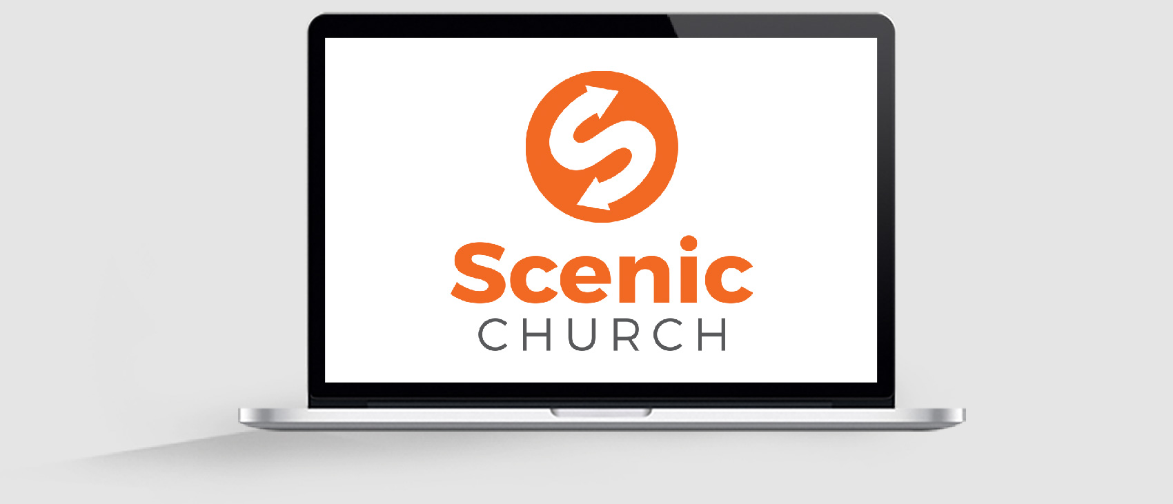 scenic church logo